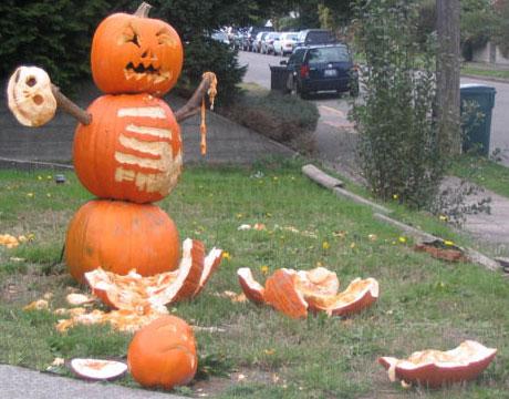 Pic kills pic Killer-pumpkins